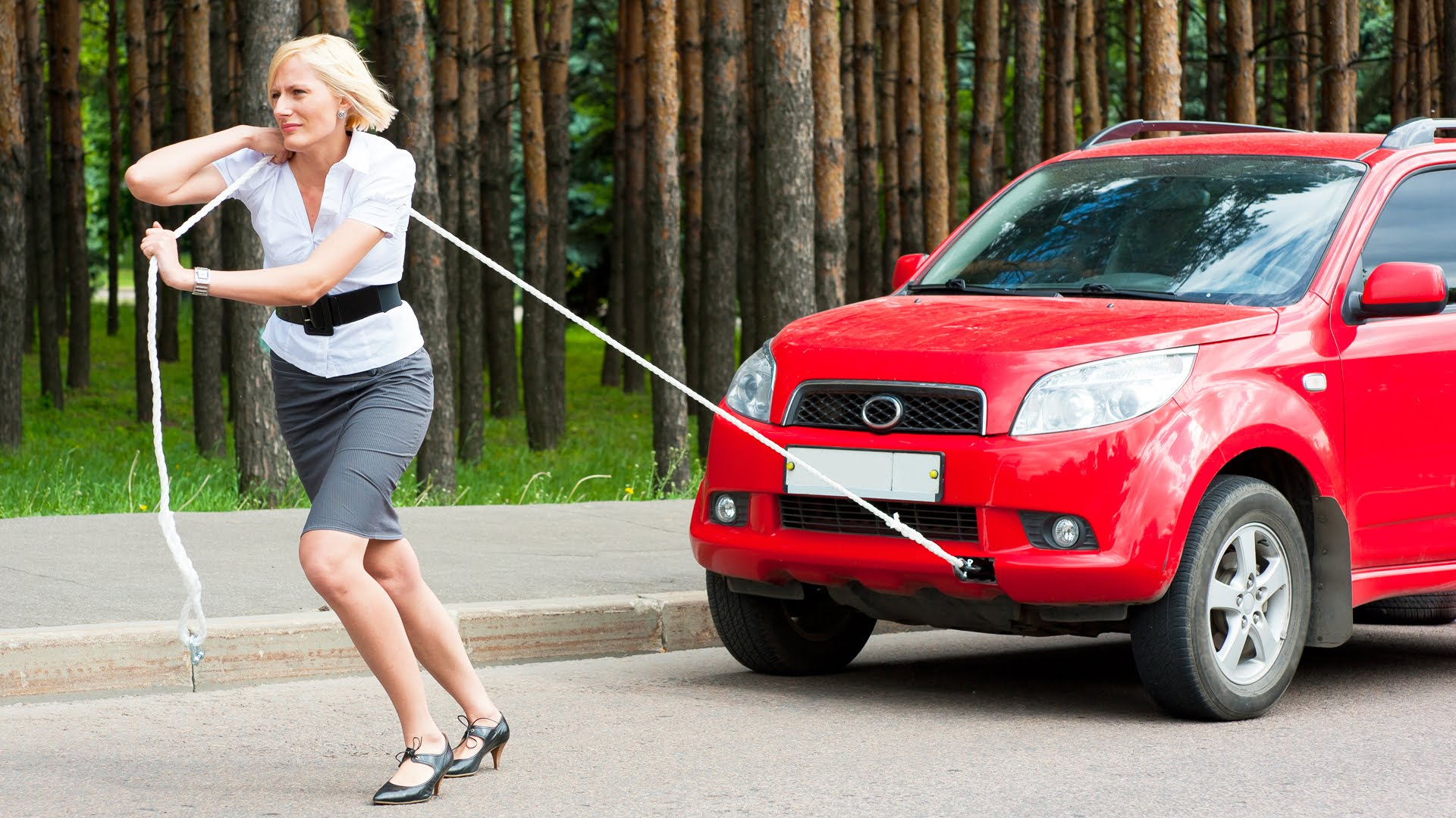 Rétroviseurs, GPS, clignotants… Ce que l'industrie automobile doit aux femmes