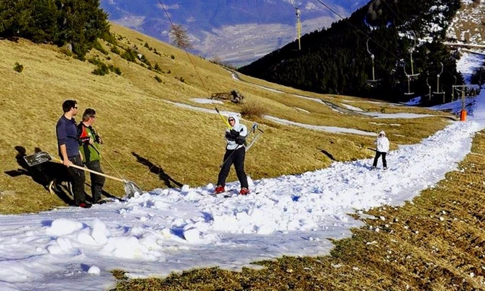 suisse sans neige