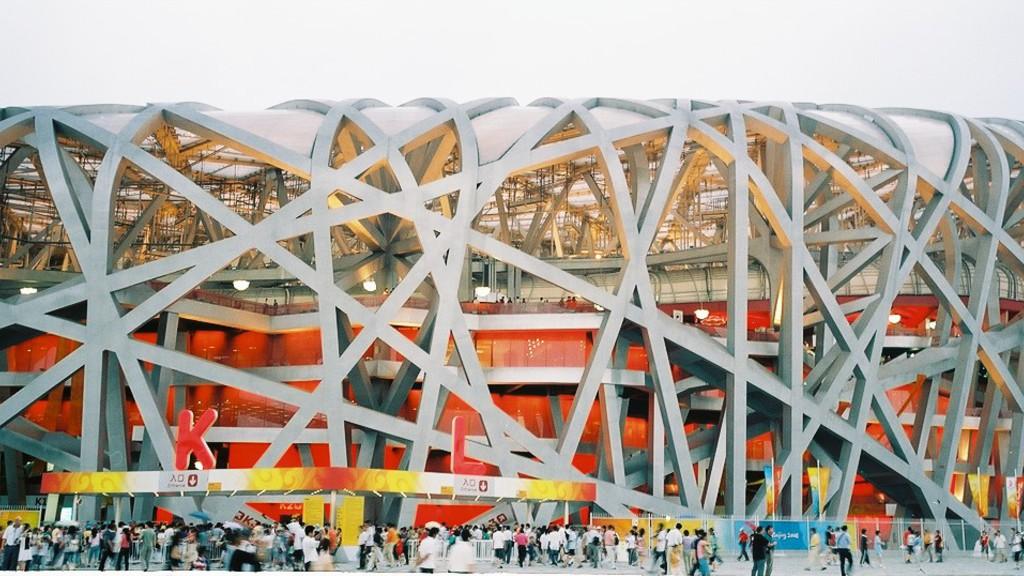 Les stades ou villages olympiques du passé qu'on adore