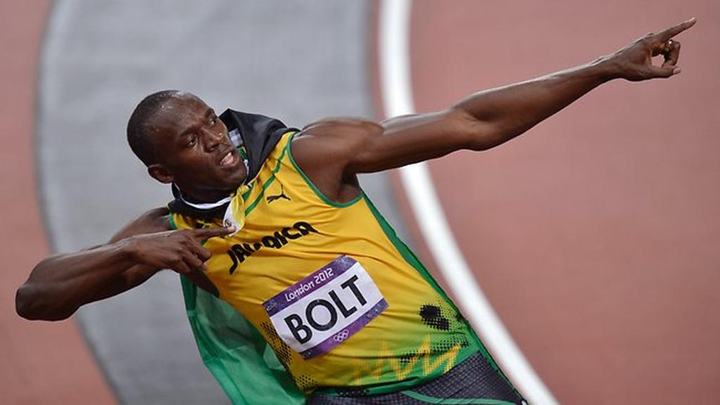 Les scientifiques sont dépassés par Usain Bolt