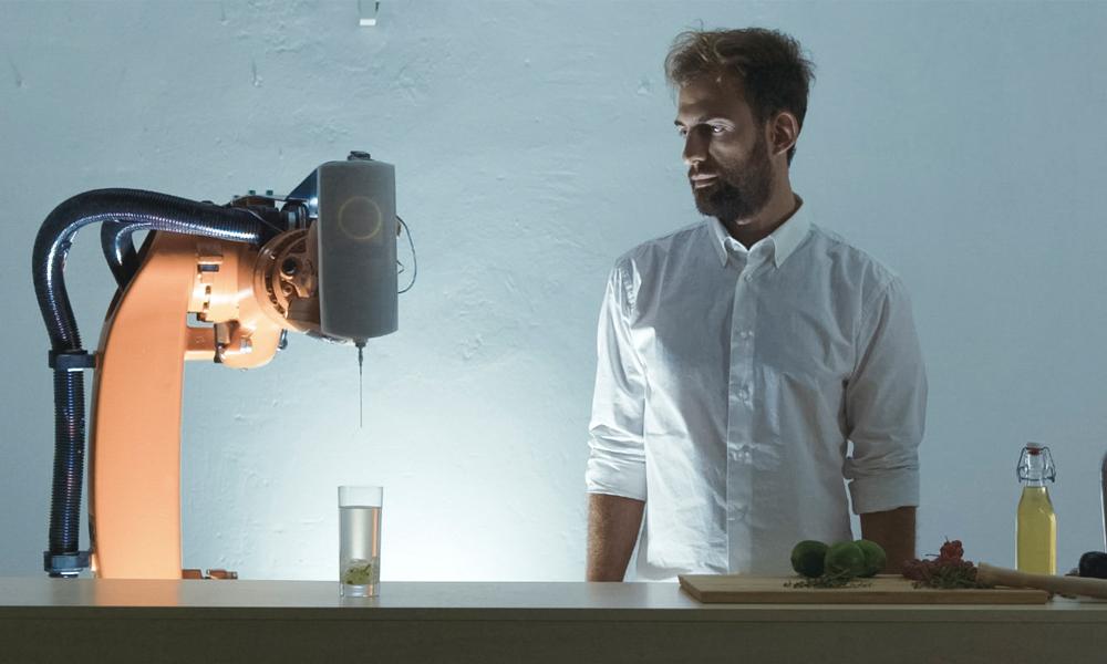 Comment préparer ses cocktails avec une imprimante 3D