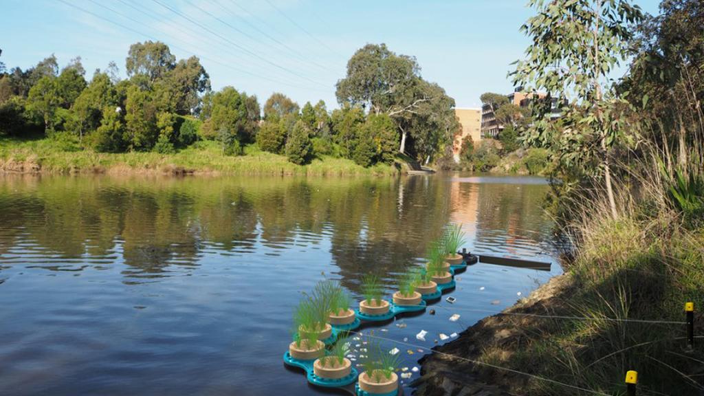 Galada, le nouveau produit nettoyant des rivières !