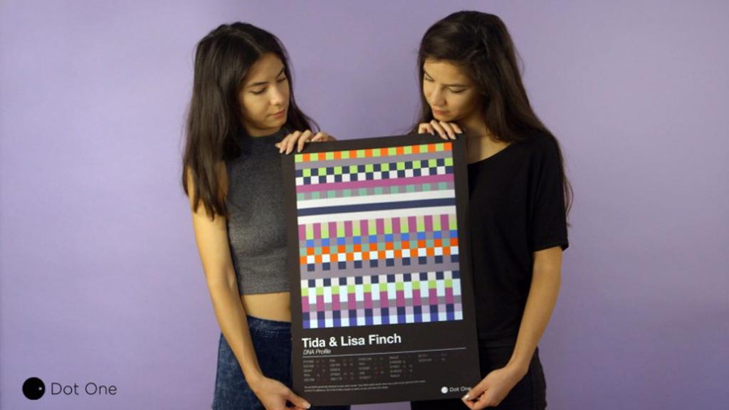 Habillez-vous aux couleurs de votre ADN