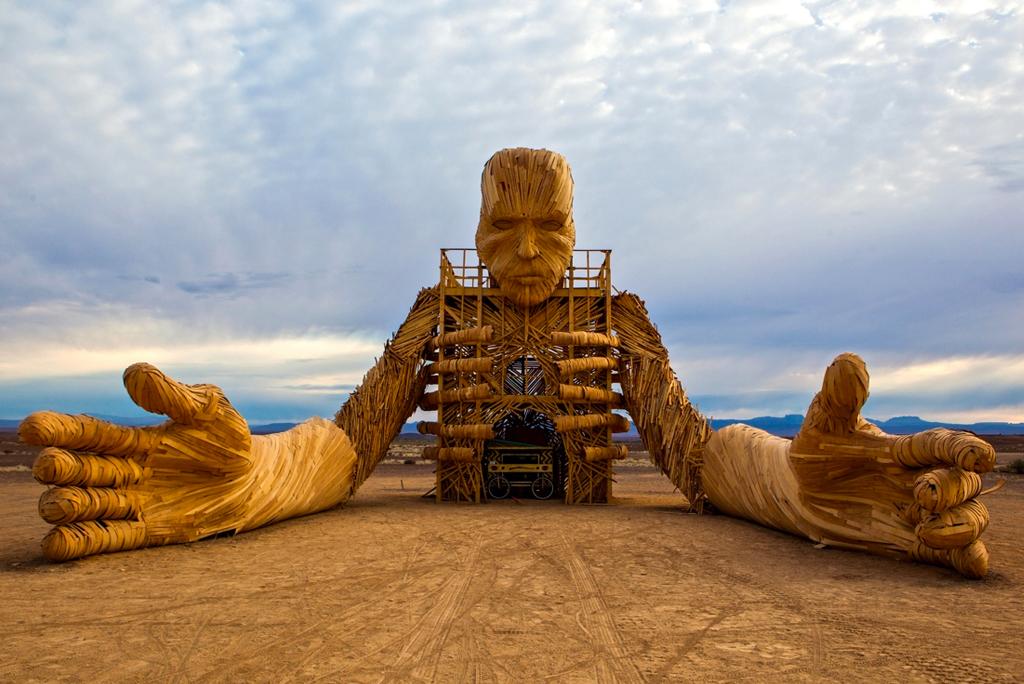 AFRIKABURN : L'Afrique du Sud a son « Burning Man »