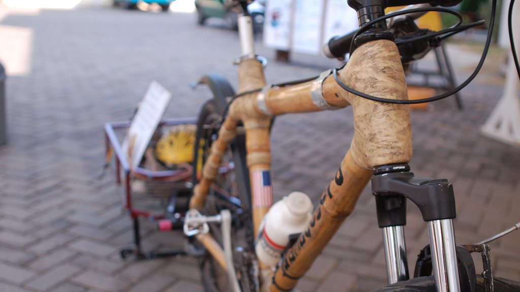 Ghana Bamboo Bikes, les Vélib' de demain