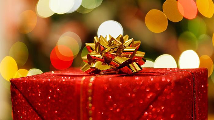 Une appli vous permet d'offrir des cadeaux de Noël au dernier moment !