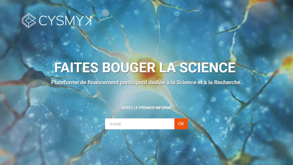 Une plateforme de crowdfunding dédiée à la recherche scientifique