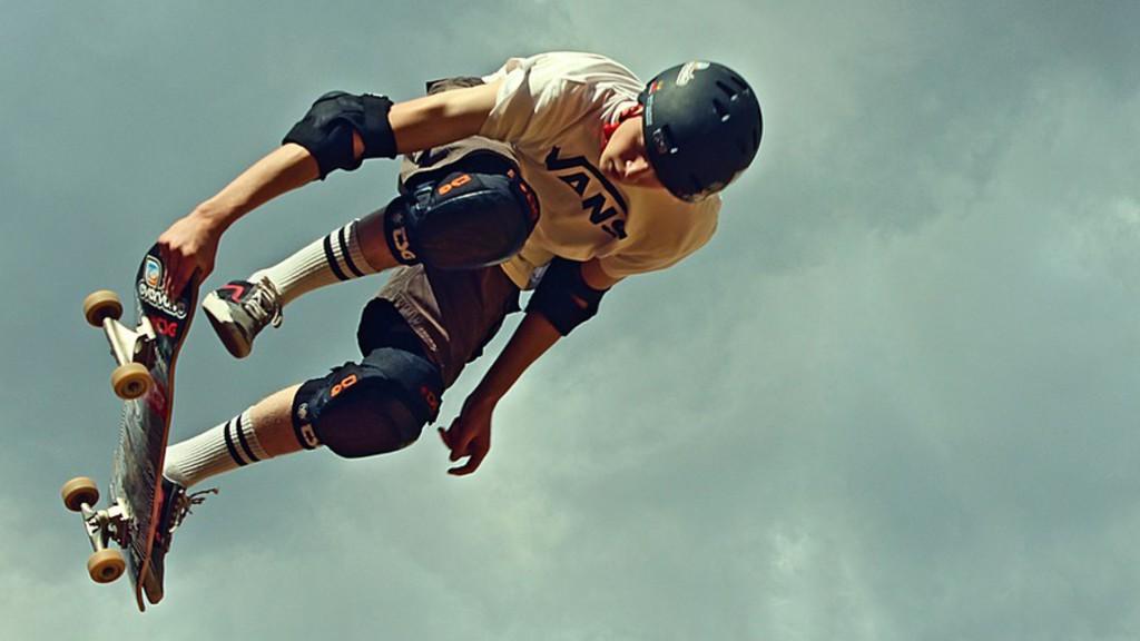 Le skate devient... une discipline olympique
