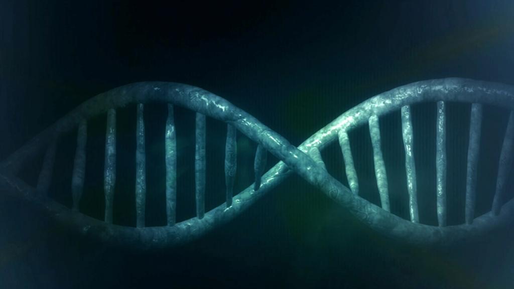 Imprimez votre ADN en 3D !