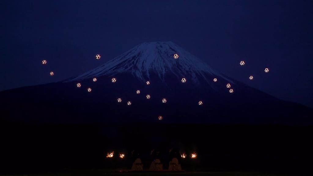 L'opéra des drones japonais