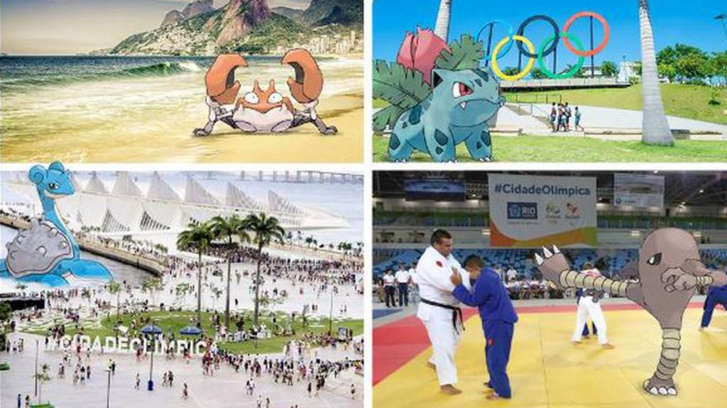 Pas de Pokémons aux JO, les sportifs sont déprimés