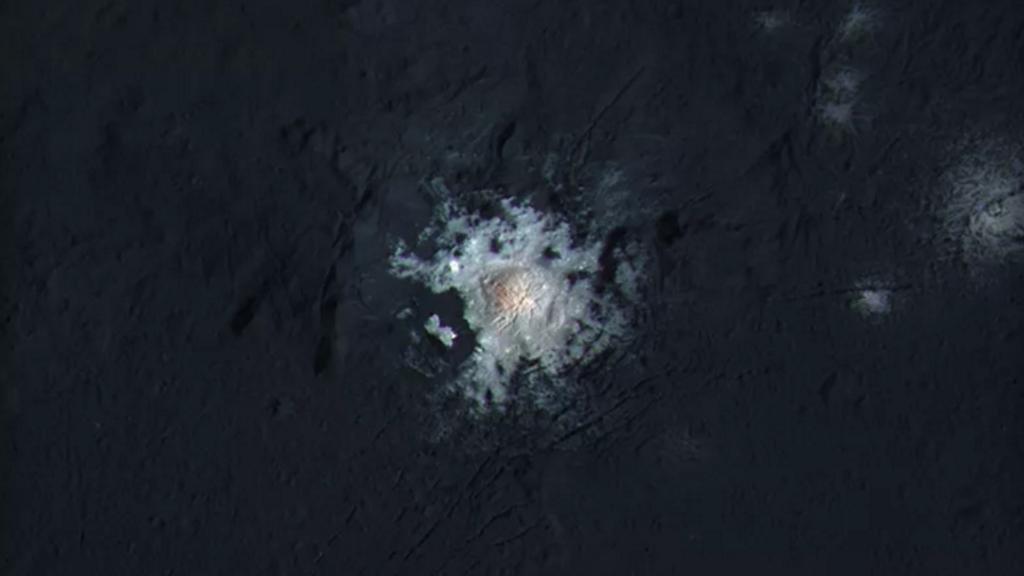 Voyage stellaire vers Cérès