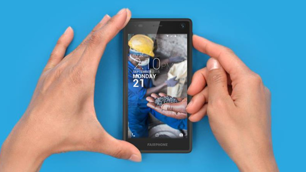Et si on passait au Fairphone, le smartphone socialement responsable ?