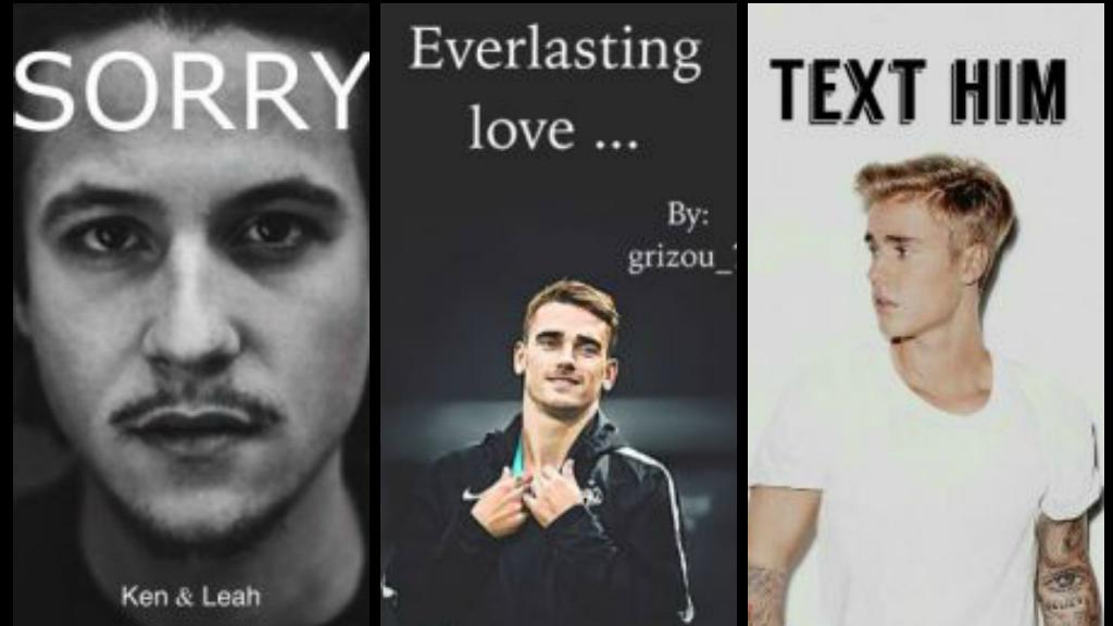 Fanfiction : Quand Griezmann ou Justin Bieber tombent entre les mains des ados