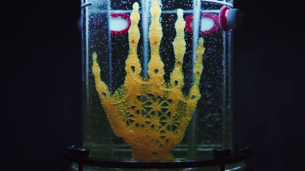 L'artiste qui créait des mains humaines