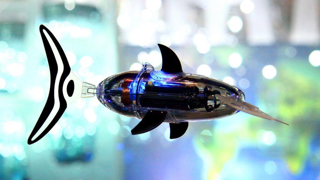 Même les poissons rouges sont remplacés par des robots