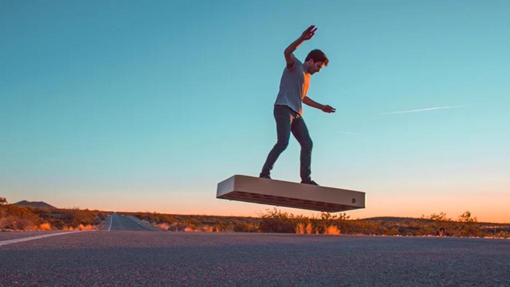 Enfin un (vrai) hoverboard !