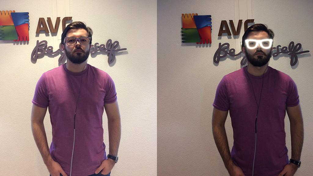 Des lunettes anti big brother pour éviter la reconnaissance faciale