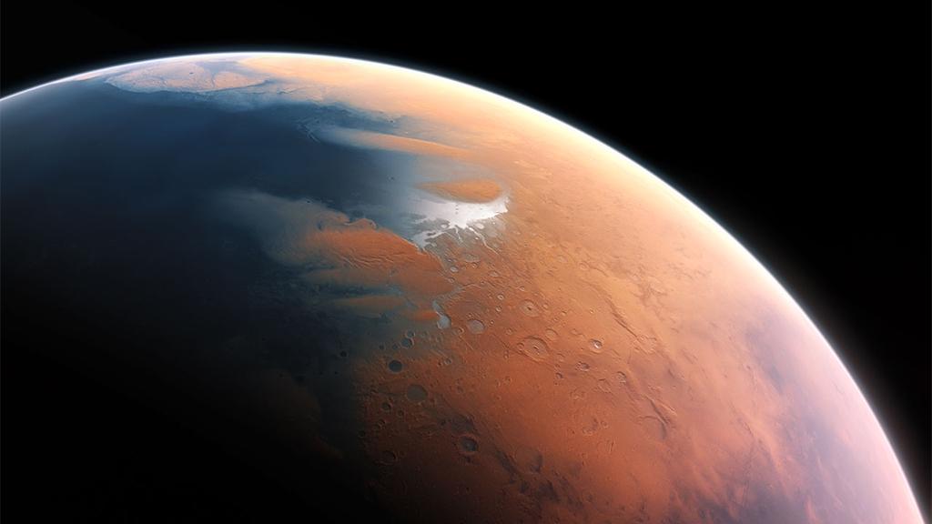 Votre villa sur Mars sera faite de ciment martien !