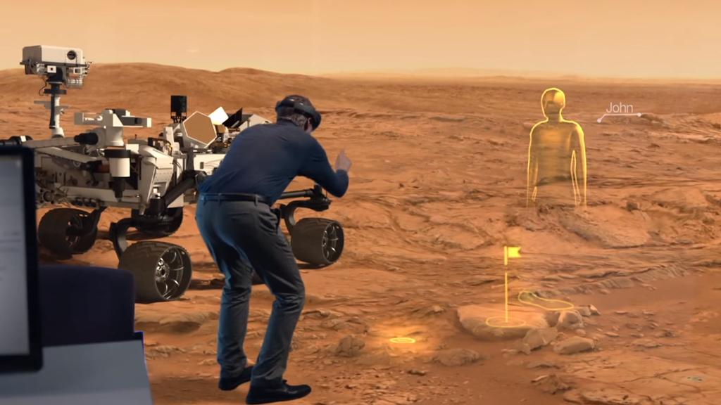 Partez en grande vadrouille scientifique sur Mars !