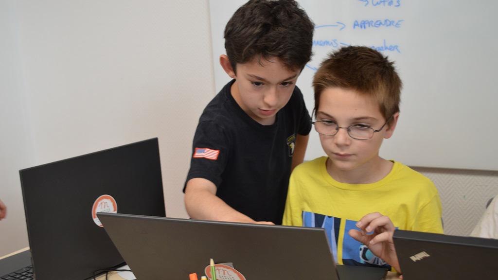 Magic Makers, l'école de code pour enfants