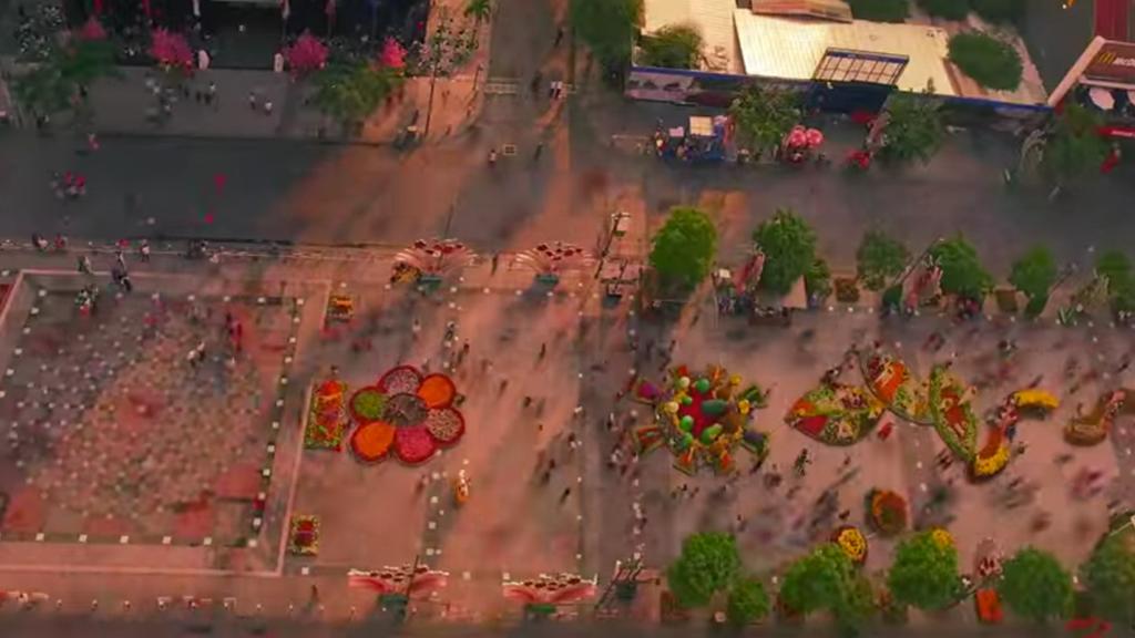 Visitez Saigon la magnifique en stop-motion !