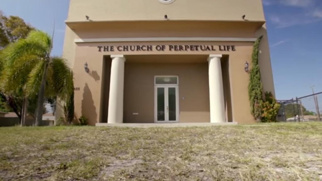 Bienvenue à l'église de l'immortalité !