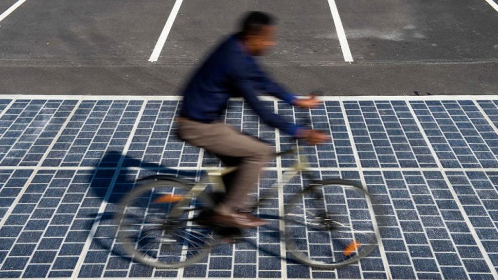 Les routes solaires de France