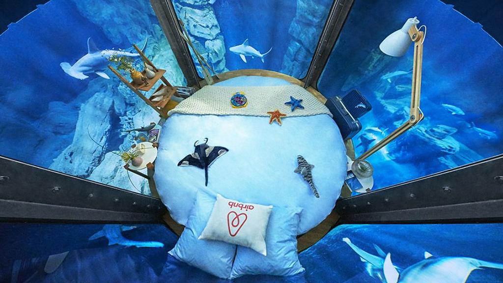 Le premier hôtel sous-marin du monde