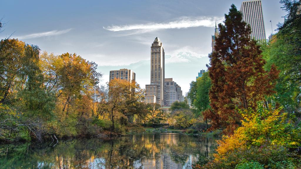 La péninsule cachée de Central Park