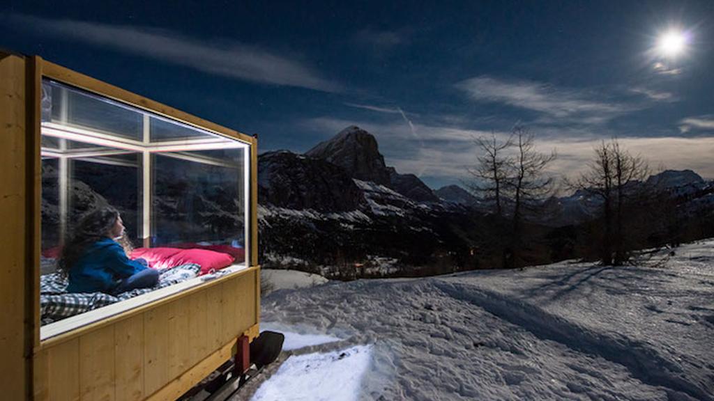 Starlight Room, le cabanon montagnard au milieu des étoiles