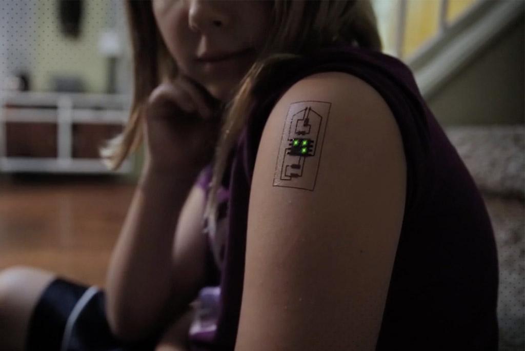 Avoir un tatouage pourrait bientôt vous sauver la vie