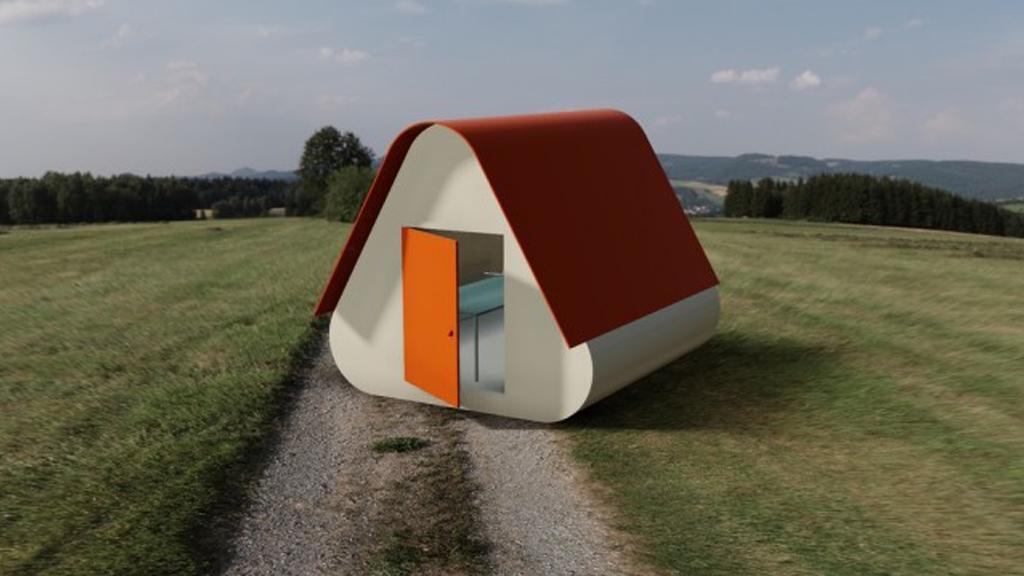 Des étudiants créent des super-cabanes pour les sans-abris