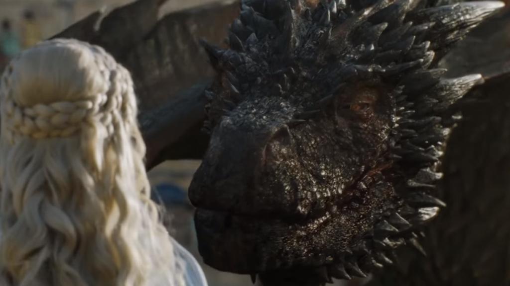 Comment sont nés les dragons de Game Of Thrones