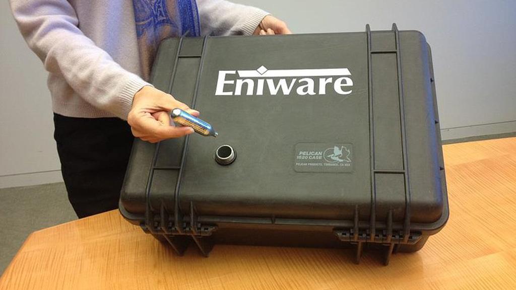 Eniware, la valise chirurgicale magique