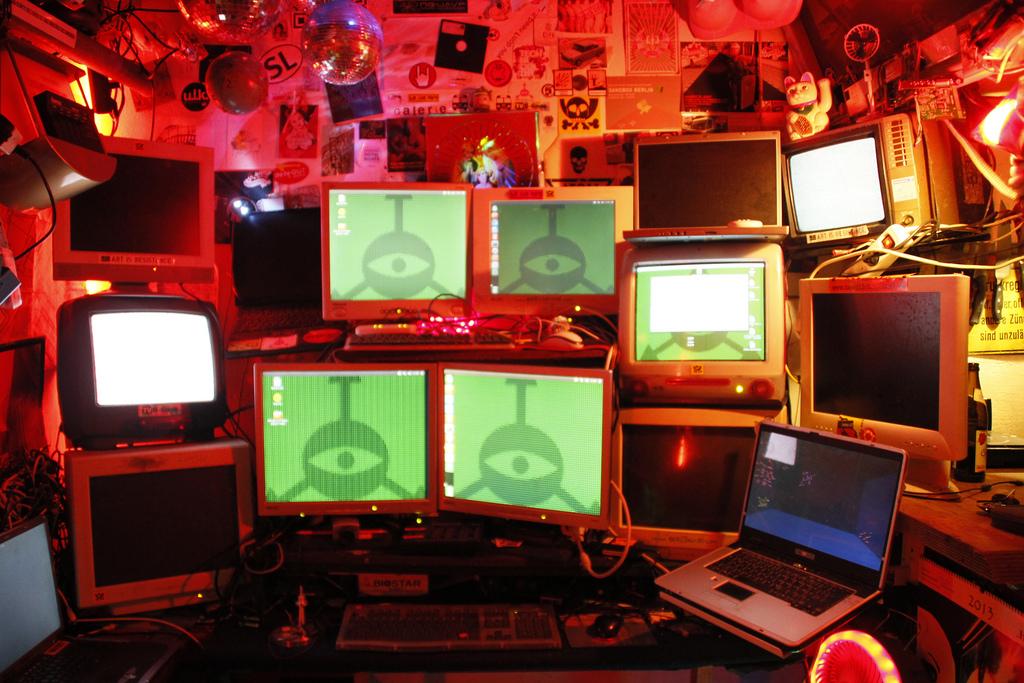 Pourquoi tout le monde parle des hackerspace mais peu y vont