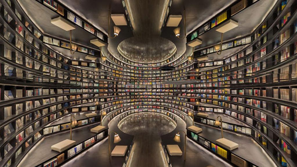 Les libraires chinois veulent vous mettre la tête à l'envers