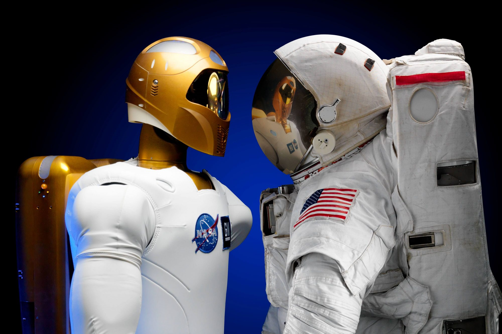 La Nasa va élire Mister robot 2016