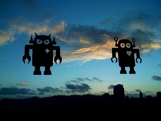 Deux robots ont tenu une conversation que même leurs créateurs n'ont pas compris !