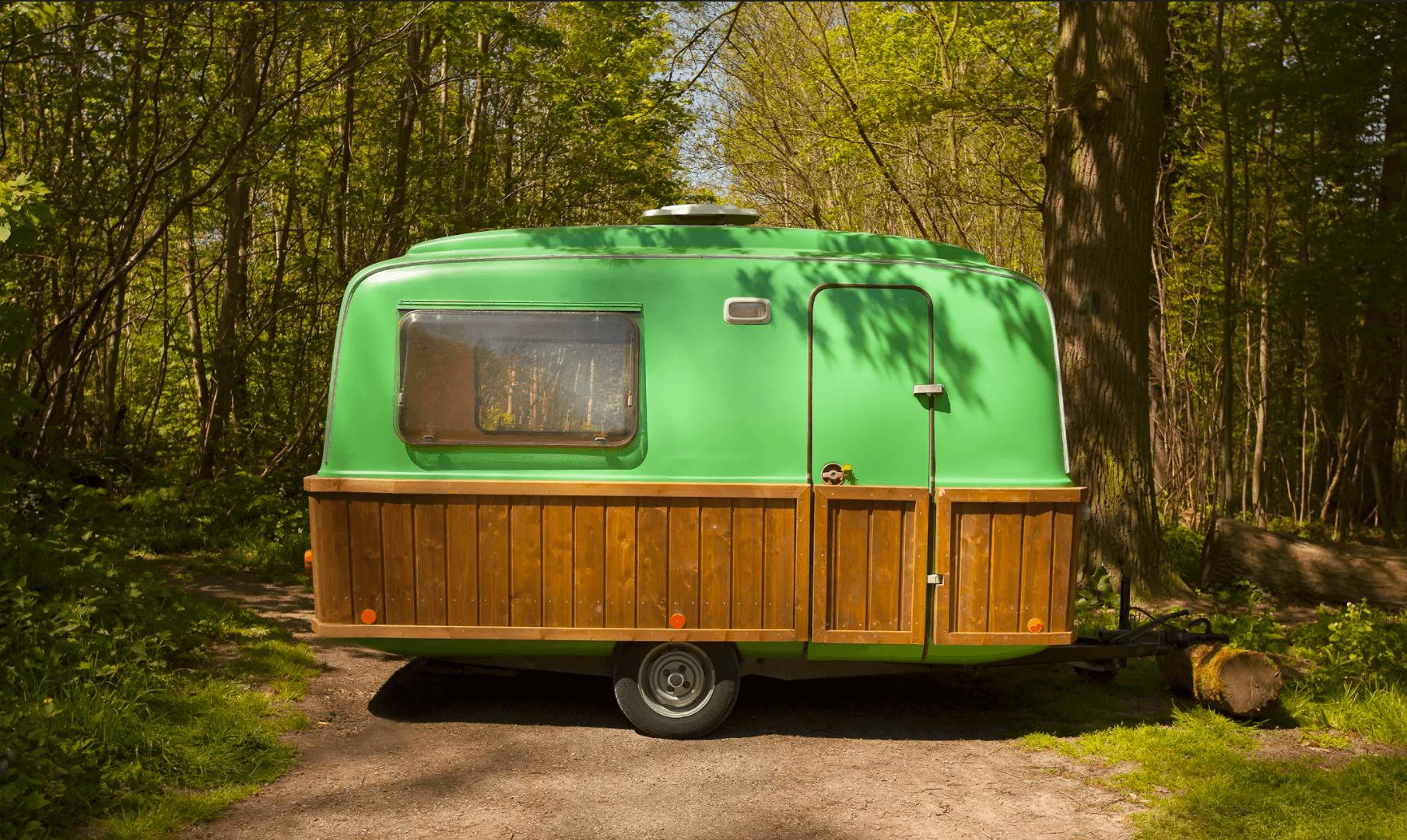 Une startup vous propose de bosser dans une caravane