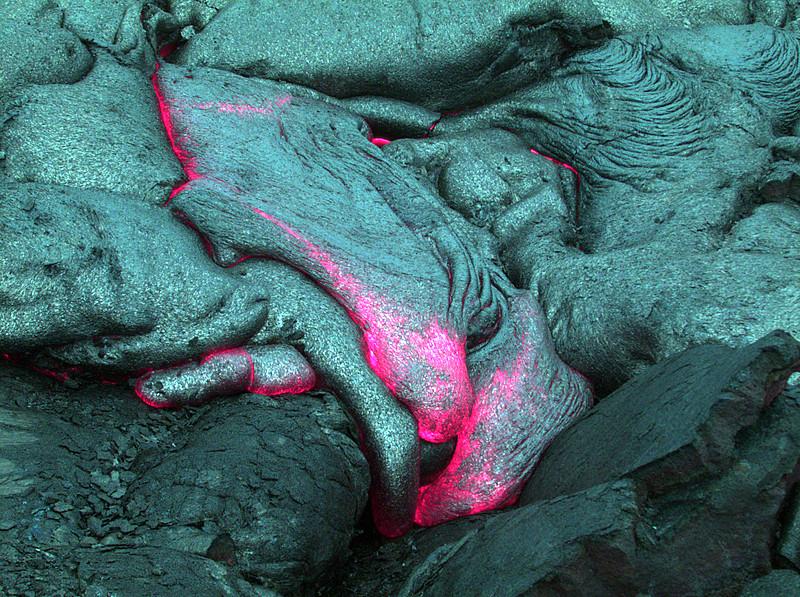 Se débarrasser du CO2 en le planquant dans des coussins de lave