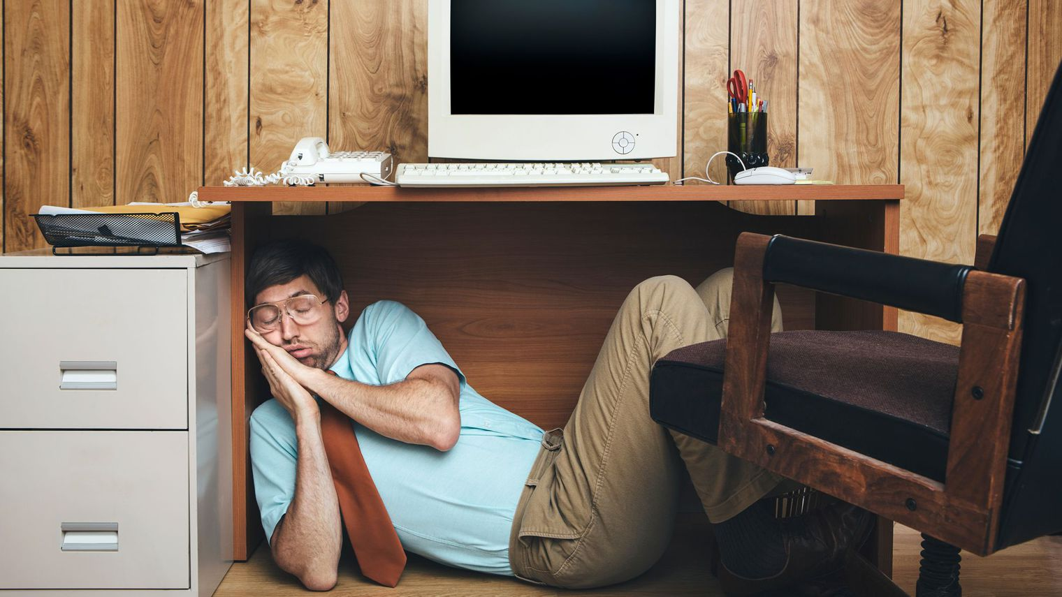 La sieste au travail, un concept qui monte