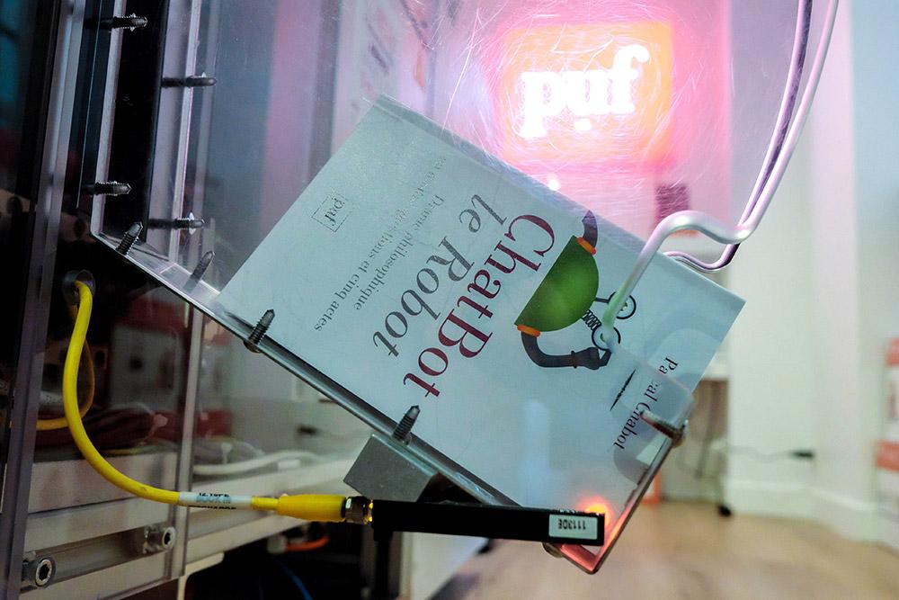 L'Espresso Book Machine...pour imprimer soi-même ses livres en 5 min