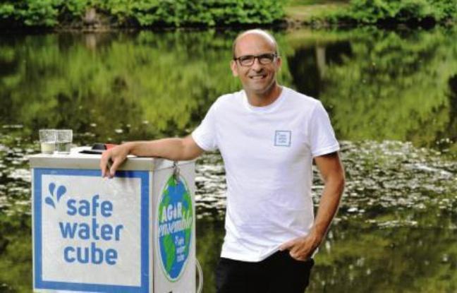 Un Français a trouvé la solution au problème d'eau potable