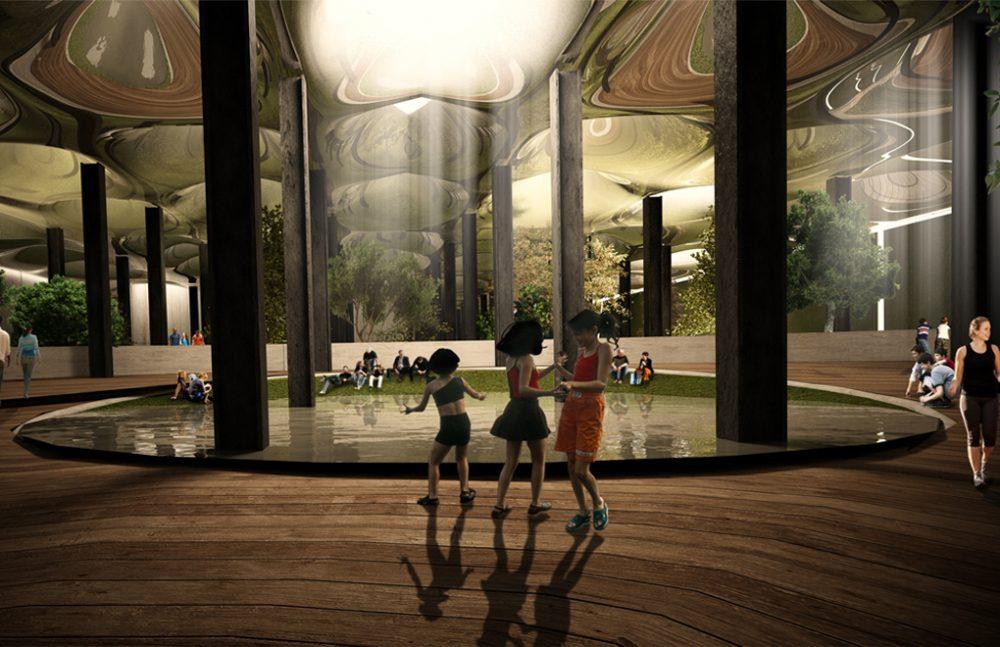 Lowline, le parc du futur qui pousse... sous terre
