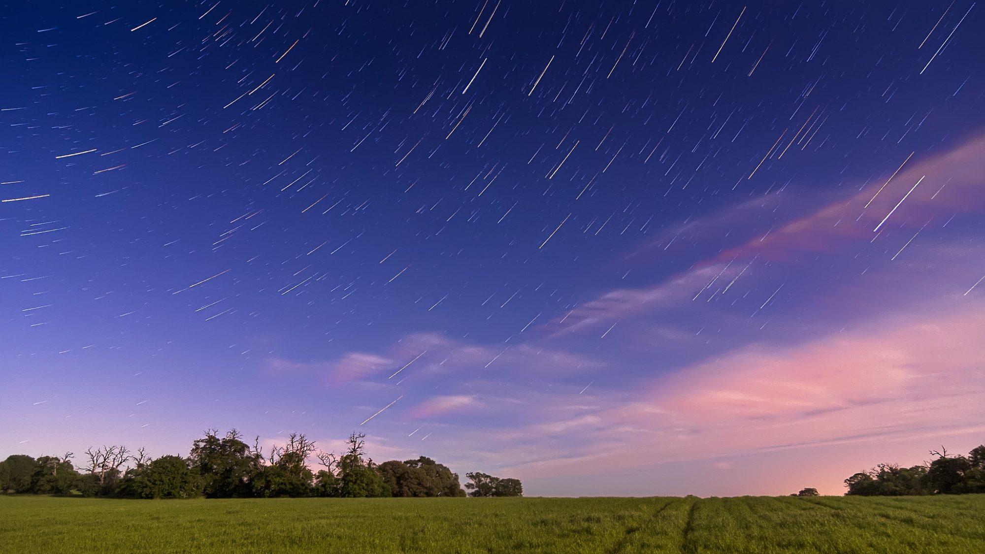 Ne ratez pas la pluie d'étoiles filantes ce soir !