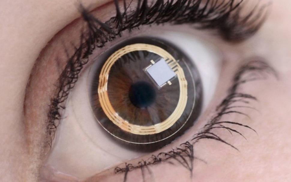 Des lentilles intelligentes pour filmer ce que vous voyez !
