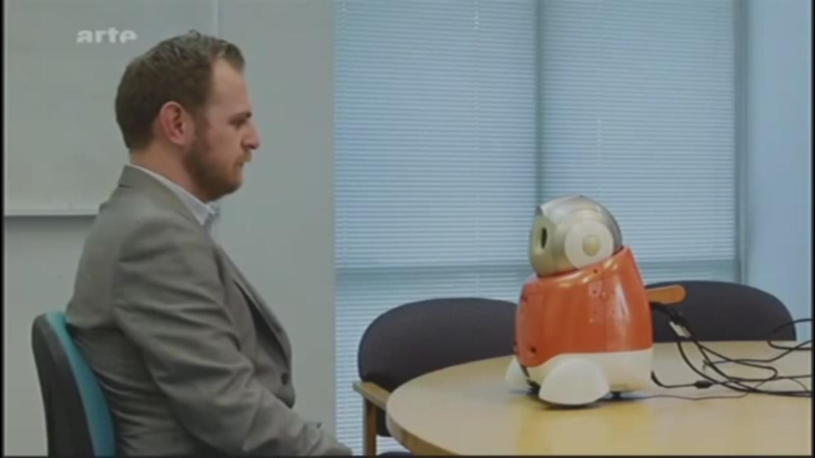 Quelques conseils pour réussir son entretien d'embauche avec un robot