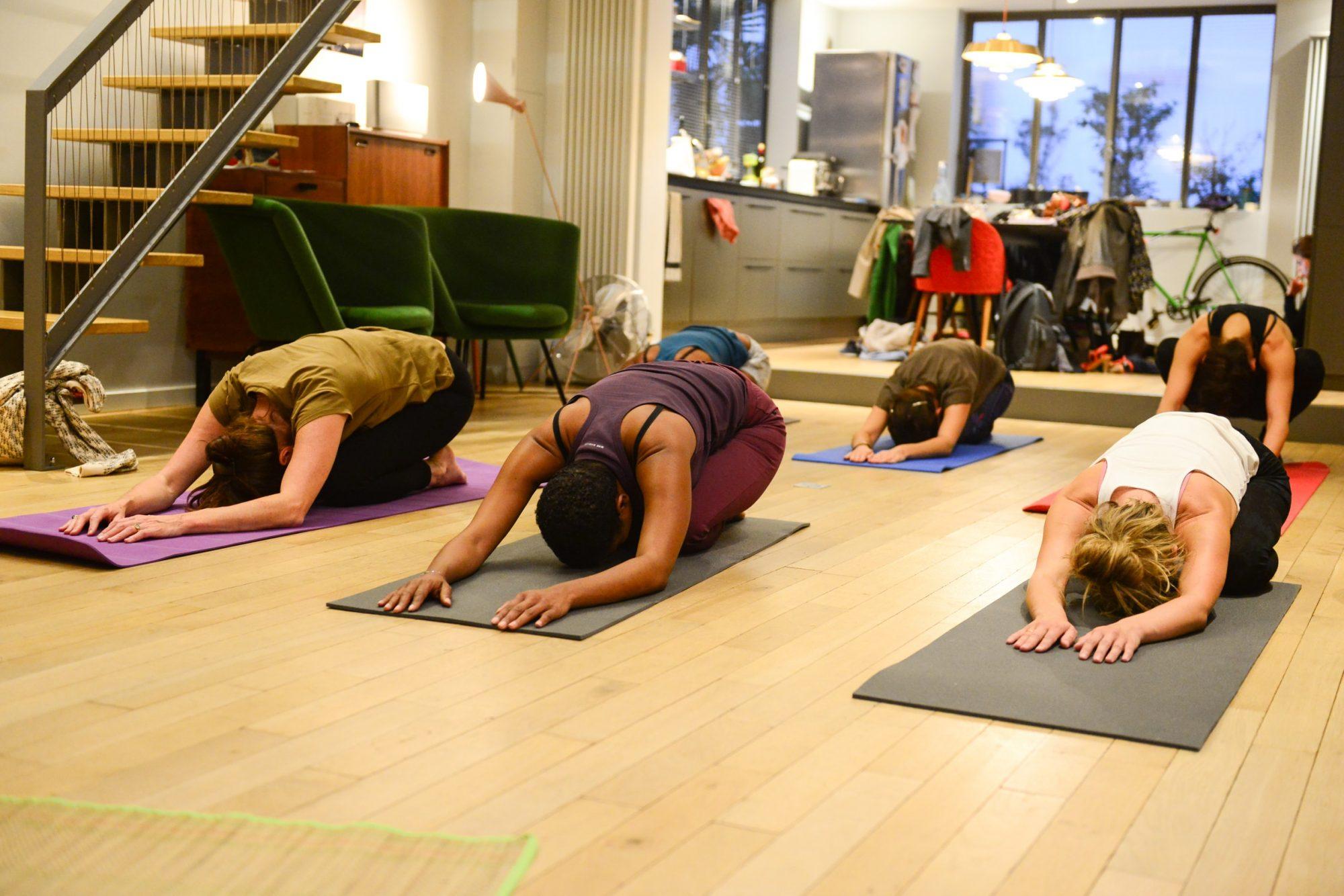 Et si on faisait du yoga chez les voisins ?