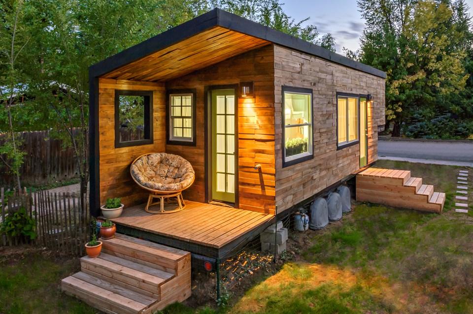 Ces tiny houses vont vous donner envie de déménager